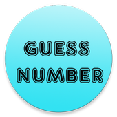 guess the number icon