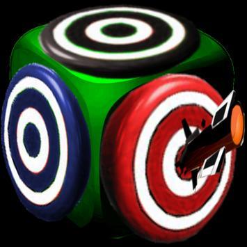 Preschool Arrow Cube Puzzle 3D screenshot 3