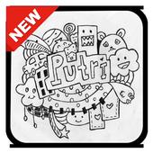 300+ Doodle Name Art Ideas icon