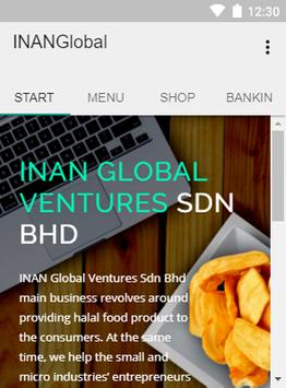 INAN Global Mobile App – mMOON Fruit Chips poster