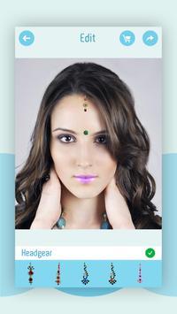 Face Makeup Editor apk screenshot