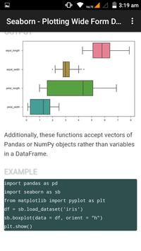 Seaborn: Statistical Data Visualization for Android - APK