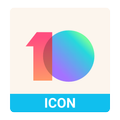 MIUI 10 Icon Pack