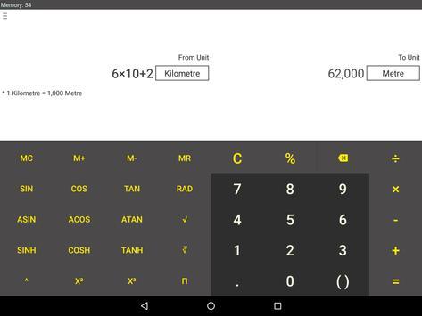 CalQwik Calculator screenshot 12