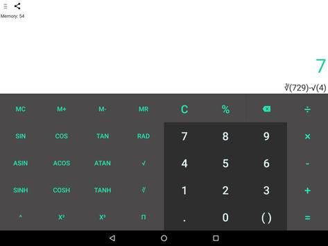 CalQwik Calculator apk screenshot