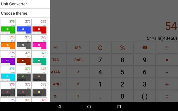 CalQwik Calculator screenshot 16