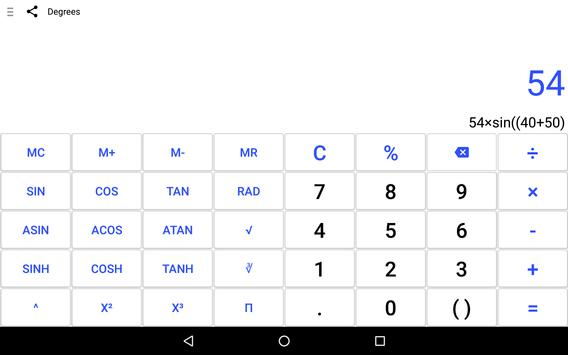 CalQwik Calculator screenshot 17