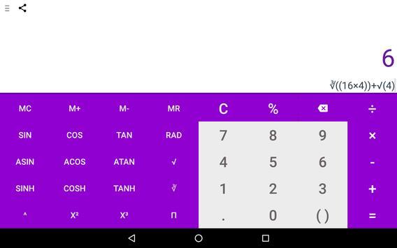 CalQwik Calculator screenshot 21
