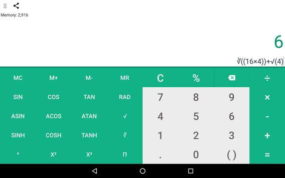 CalQwik Calculator screenshot 23