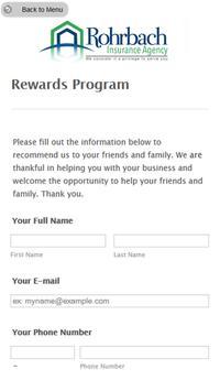 Rohrbach Insurance Agency screenshot 2