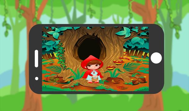 leila and the wolf apk screenshot