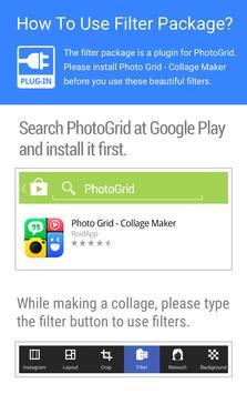 Glitter Filter - Photo Grid apk screenshot