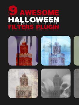 HalloweenFilter - PhotoGrid poster