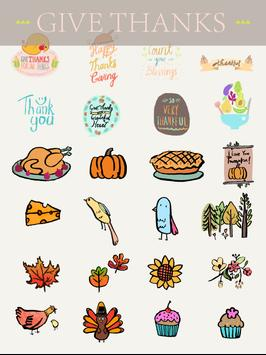 Thanksgiving - PhotoGrid poster