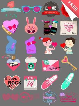Valentine - Photo Grid Plugin poster