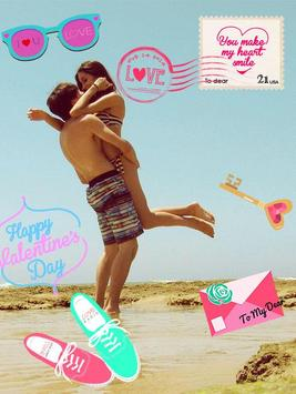 Valentine - Photo Grid Plugin screenshot 1