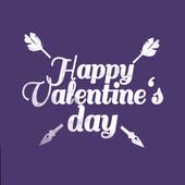 Valentine Whisper - Photo Grid icon