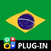 Flag Paints-Photo Grid Plugin icon