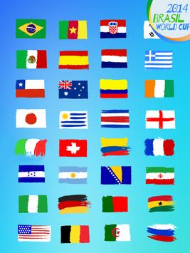 Flag Paints-Photo Grid Plugin poster