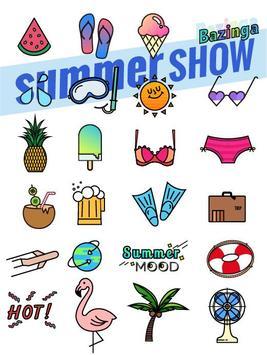 Summer show-Photo Grid Plugin poster