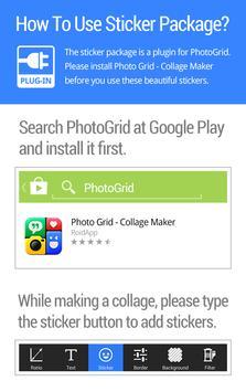 Summer show-Photo Grid Plugin apk screenshot