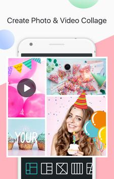 PhotoGrid: Video & Pic Collage Maker, Photo Editor poster
