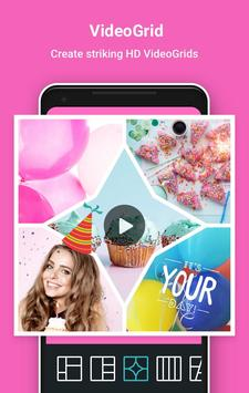 PhotoGrid: Video & Pic Collage Maker, Photo Editor apk स्क्रीनशॉट