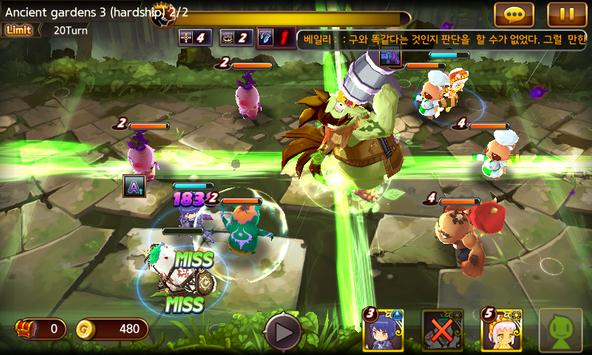Bumping heroes apk screenshot