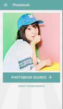 Uchida Maaya Photobook ポスター