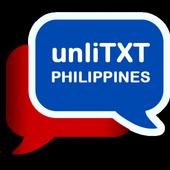 unliTXT - Free Text to Philippines icon