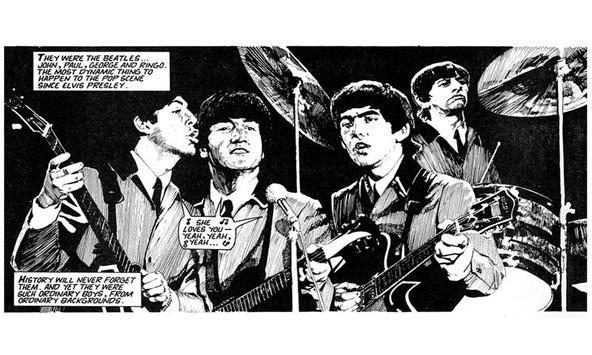The Beatles Story apk screenshot