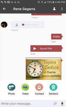 Room Messenger screenshot 5