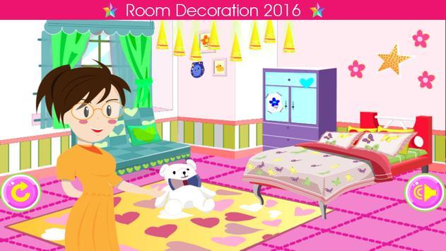 Girly Room Decoration 2 screenshot 3