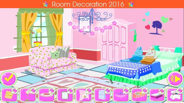 Girly Room Decoration 2 screenshot 4