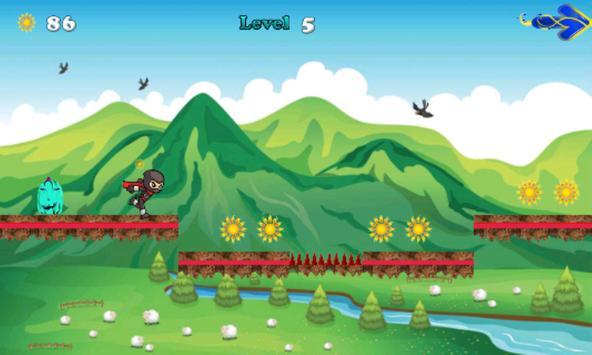 Run Ninja Marcos apk screenshot
