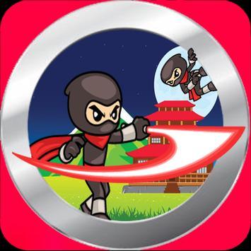 Run Ninja Marcos poster