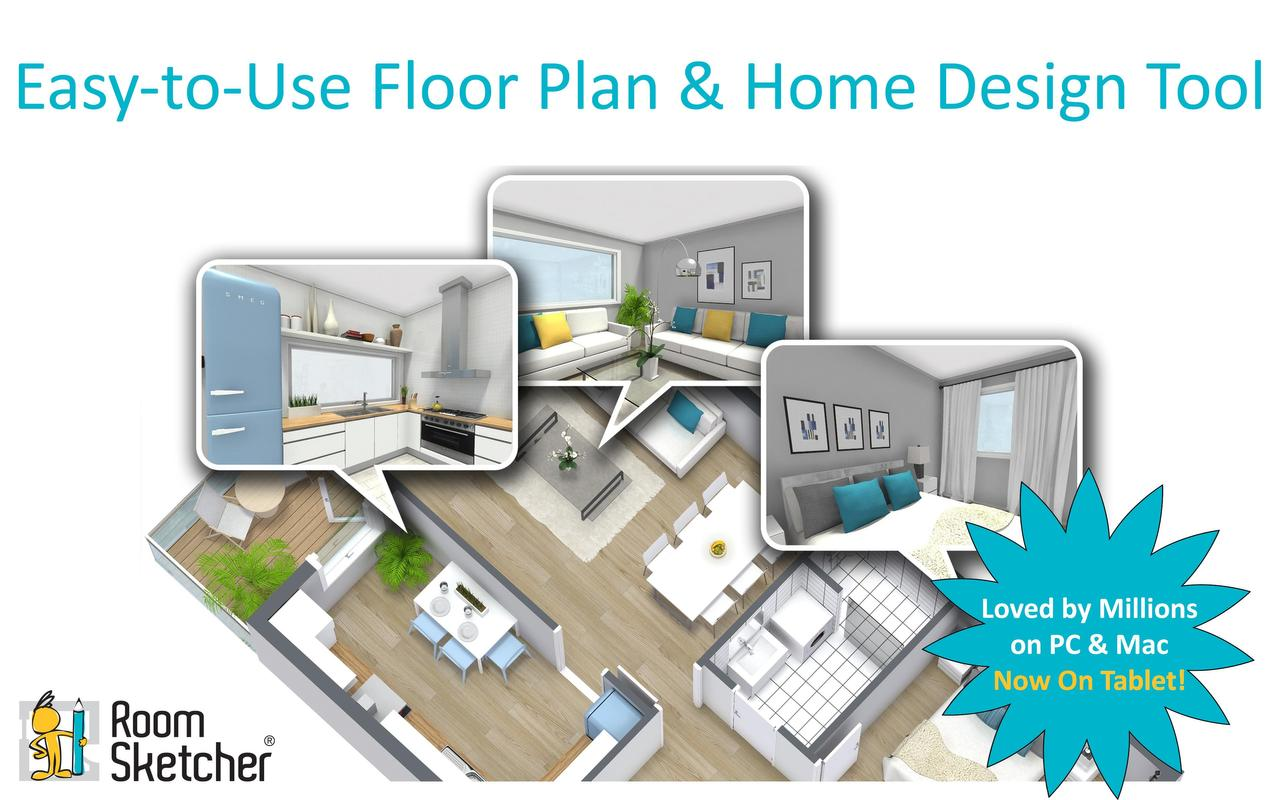 RoomSketcher Home Designer APK Download - Free Lifestyle APP for ...