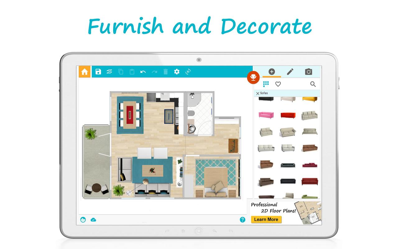 Roomsketcher home designer apk download free lifestyle app for roomsketcher home designer apk screenshot malvernweather Image collections