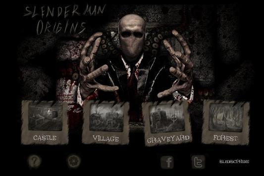 Slender Man Origins 1 Lost Kids. Best horror game. poster