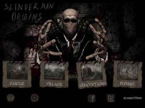 Slender Man Origins 1 Lost Kids. Best horror game. screenshot 6