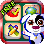 Baby First Words Book 1 Free icon