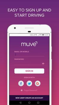 Muve Driver screenshot 5