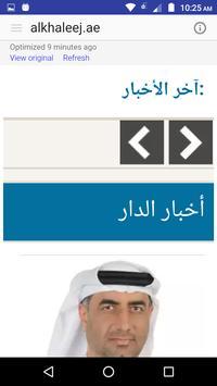 UAE News screenshot 7