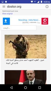 Egypt News screenshot 3