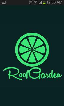 Roof Garden (Grow Vegetables) poster