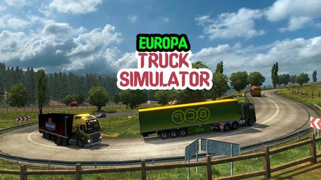 Şahin Drift Simulator 2018 : Trucks poster