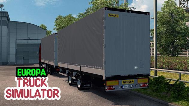 Şahin Drift Simulator 2018 : Trucks screenshot 1