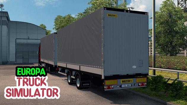 Şahin Drift Simulator 2018 : Trucks screenshot 7