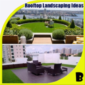 Rooftop Landscaping Ideas icon
