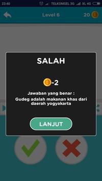 Game Benar Salah screenshot 3